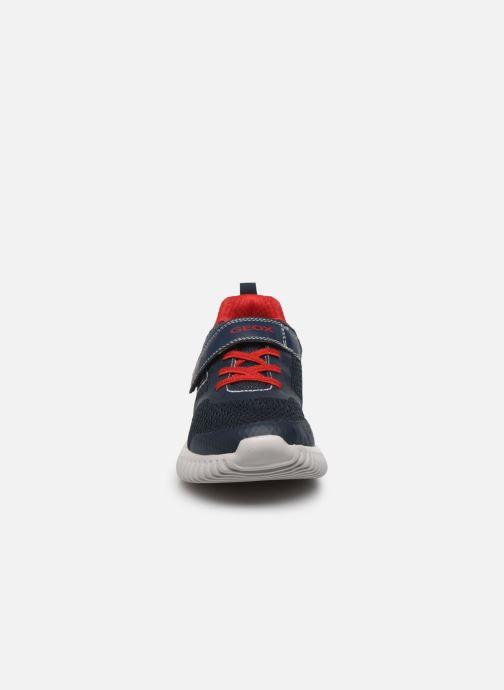 Sneakers Geox J WAVINESS BOY Blauw model