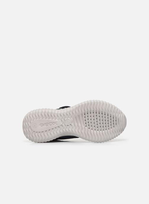 Sneakers Geox J WAVINESS BOY Blauw boven