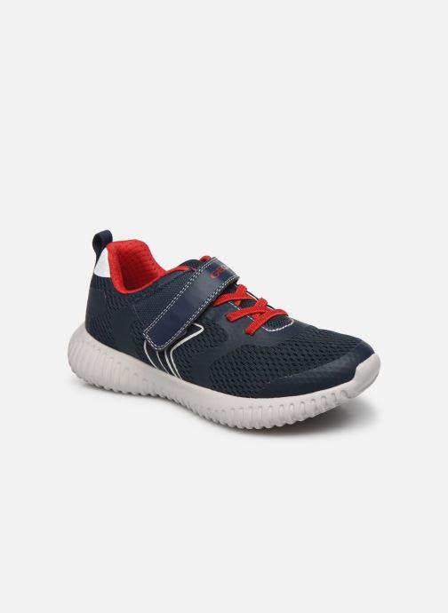 Sneakers Geox J WAVINESS BOY Blauw detail