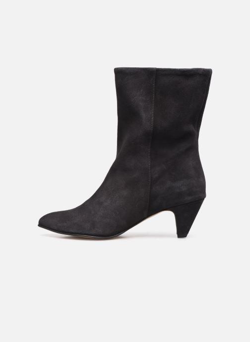 Bottines et boots Anonymous Copenhagen VULLY STILETO 50 Gris vue face