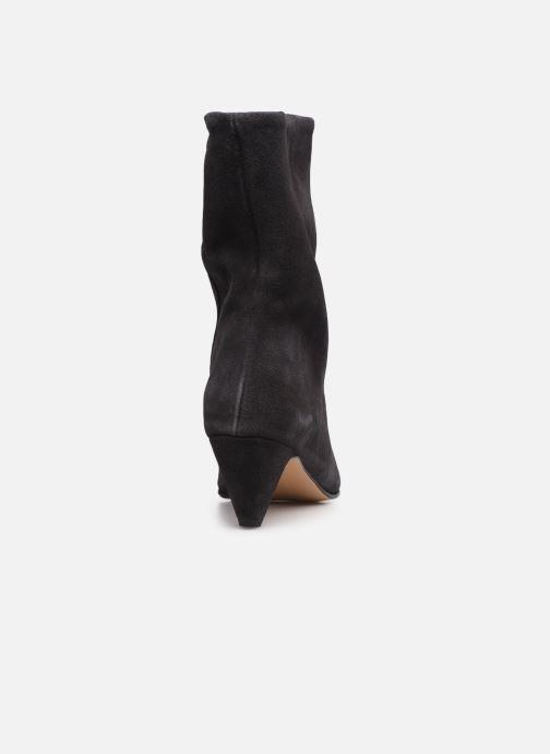 Bottines et boots Anonymous Copenhagen VULLY STILETO 50 Gris vue droite