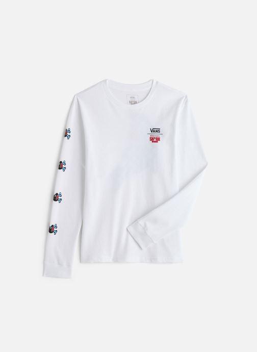 Vêtements Vans VANS X SHARK WEEK Blanc vue détail/paire