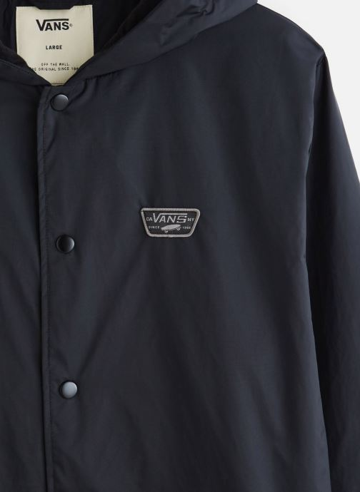 Vans TURNSTALL PARKA (Noir) - Vêtements chez Sarenza (442185) SNB5I
