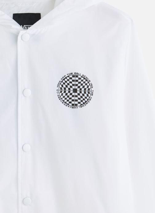 Vans TURNSTALL PARKA (Blanc) - Vêtements chez Sarenza (442186) v5Usq