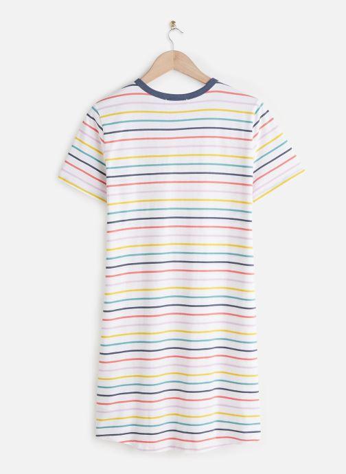 Vêtements Vans POOL PARTY DRESS Blanc vue bas / vue portée sac