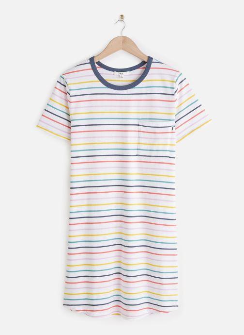 Vêtements Vans POOL PARTY DRESS Blanc vue détail/paire