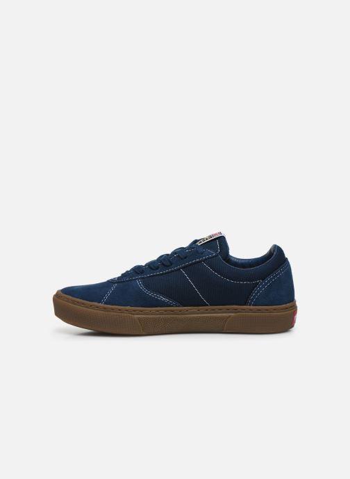 Sneakers Vans UA Paradoxxx W Blauw voorkant