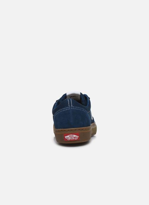 Sneakers Vans UA Paradoxxx W Blauw rechts