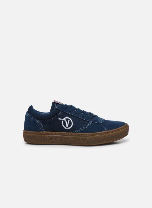 Sneakers Vans UA Paradoxxx W Blauw achterkant