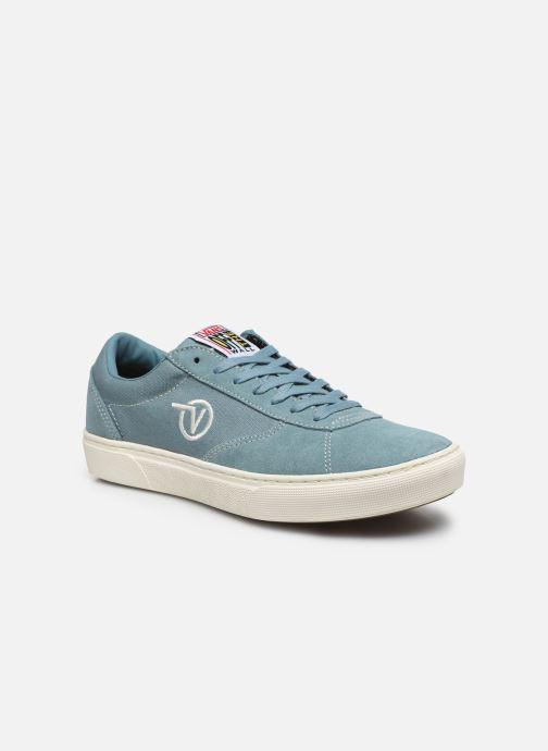 Sneakers Vans UA Paradoxxx W Blauw detail