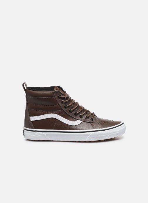 Sneakers Vans UA SK8-Hi MTE W Marrone immagine posteriore
