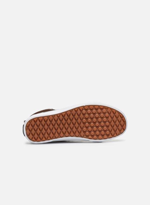 Sneakers Vans UA SK8-Hi MTE W Marrone immagine dall'alto