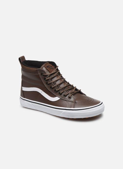Sneakers Vans UA SK8-Hi MTE W Marrone vedi dettaglio/paio