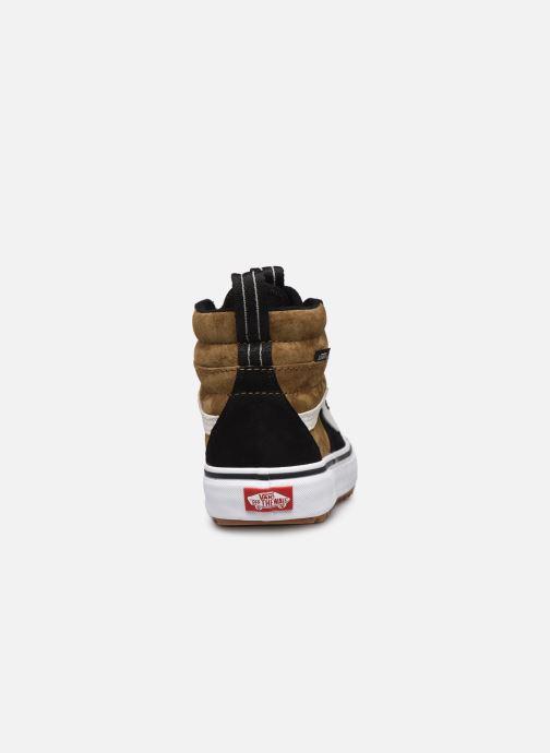 Baskets Vans UA SK8-Hi MTE 2.0 DX W Noir vue droite