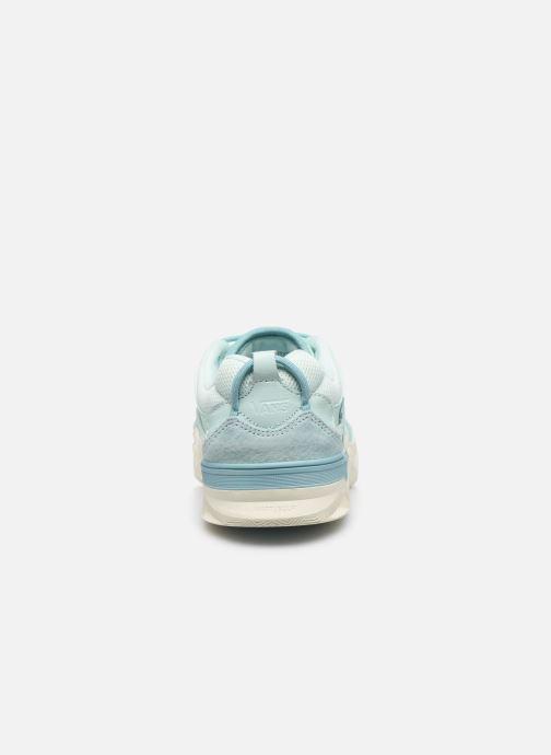 Sneakers Vans UA Varix WC Azzurro immagine destra