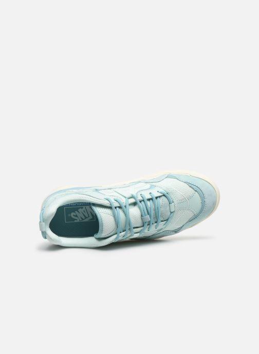 Sneakers Vans UA Varix WC Azzurro immagine sinistra