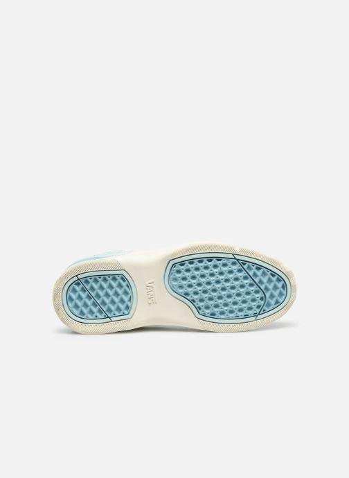 Sneakers Vans UA Varix WC Azzurro immagine dall'alto