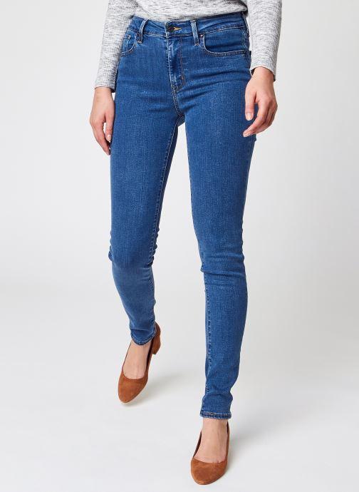 Abbigliamento Levi's 721™ High Rise Skinny Azzurro vedi dettaglio/paio