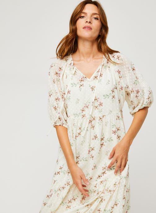 Vêtements Levi's Azalea Dress Blanc vue droite