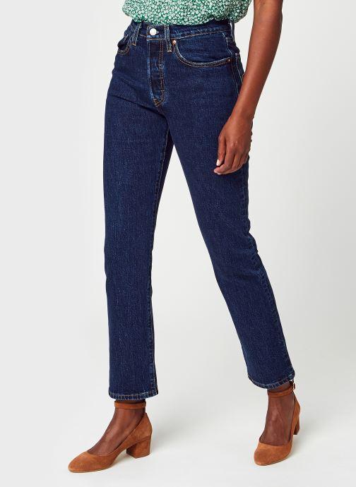 Abbigliamento Levi's 501® Crop Azzurro vedi dettaglio/paio