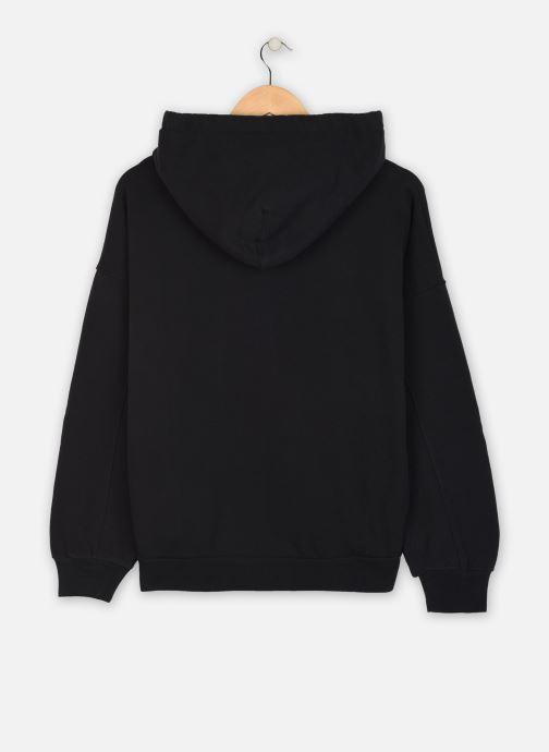 Vêtements Levi's Graphic 2020 Hoodie Noir vue portées chaussures