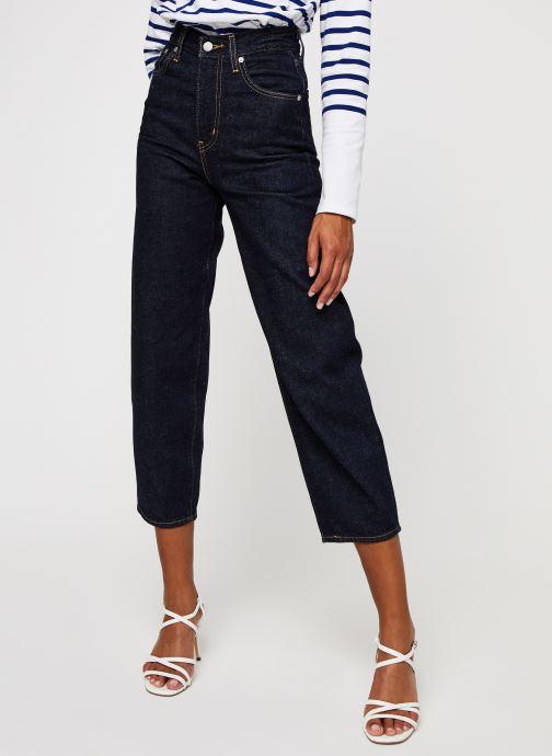 Vêtements Levi's Balloon Leg Bleu vue détail/paire