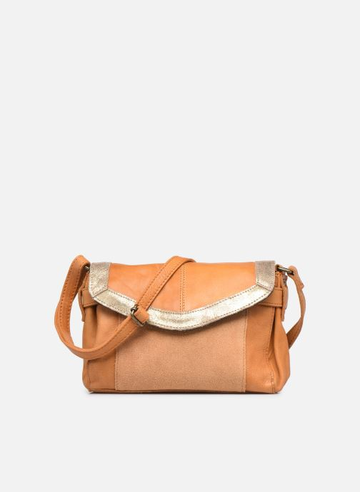 ISAURA LEATHER SMALL CROSS BODY