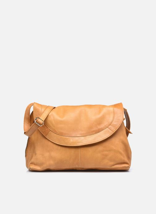 SAKINA LEATHER LARGE CROSS BODY