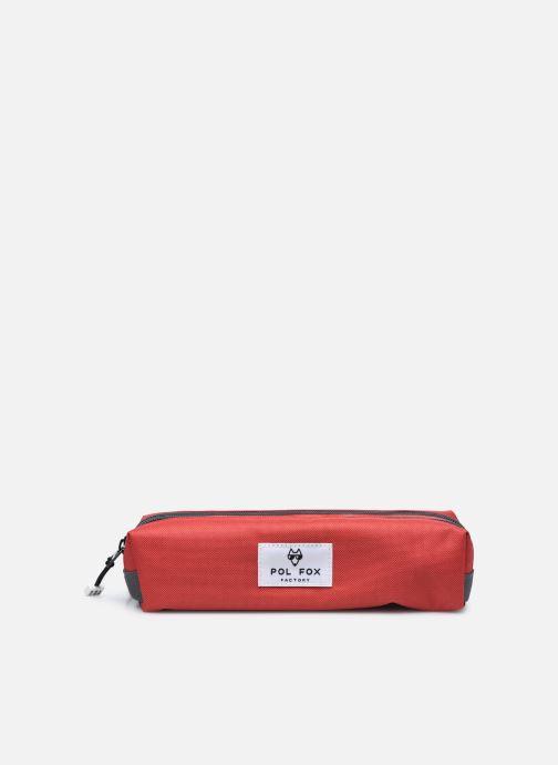 Bandoleras y Colegio Pol Fox TROUSSE DOUBLE Rojo vista de frente