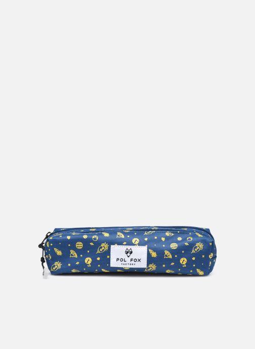 Scolaire Pol Fox TROUSSE DOUBLE Bleu vue détail/paire