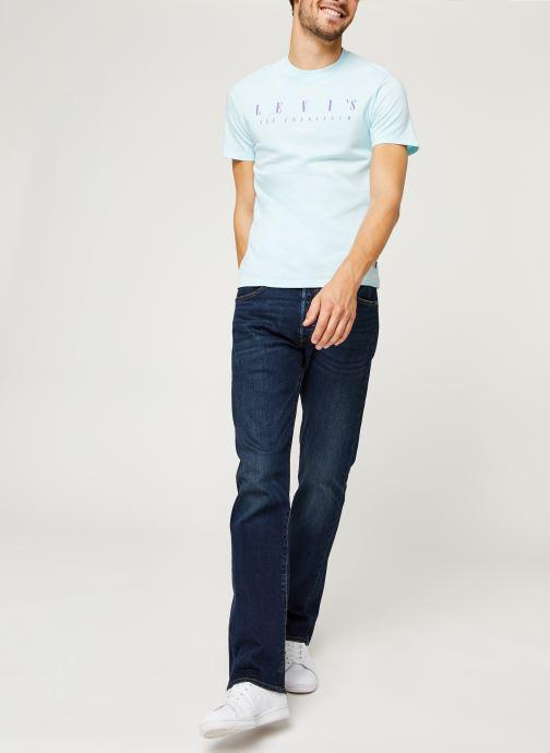 Vêtements Levi's 501® LEVI'S® ORIGINAL FIT Bleu vue bas / vue portée sac