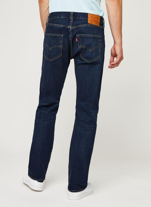 Vêtements Levi's 501® LEVI'S® ORIGINAL FIT Bleu vue portées chaussures
