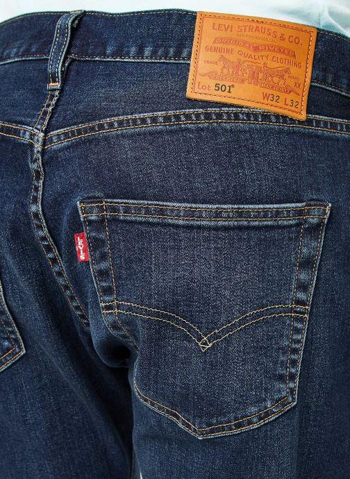 Vêtements Levi's 501® LEVI'S® ORIGINAL FIT Bleu vue face