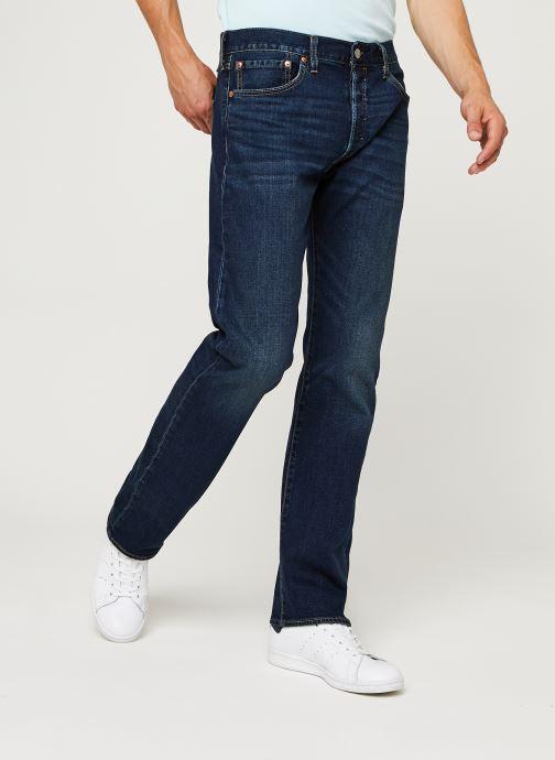 Vêtements Levi's 501® LEVI'S® ORIGINAL FIT Bleu vue détail/paire
