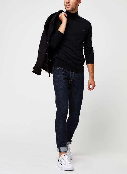 Vêtements Levi's SKINNY TAPER Bleu vue bas / vue portée sac