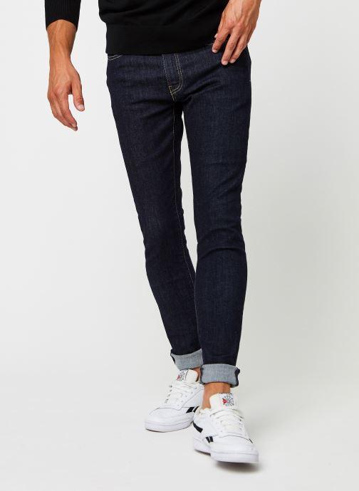 Vêtements Levi's SKINNY TAPER Bleu vue détail/paire