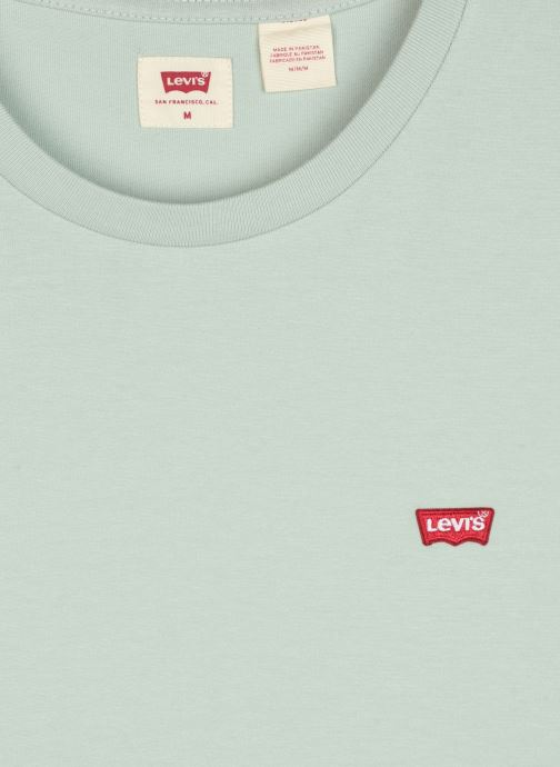 Kleding Levi's SS ORIGINAL HM TEE Blauw voorkant