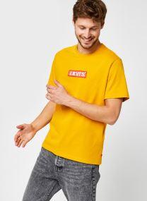 Ssnl Boxtab Aop Golden Yellow