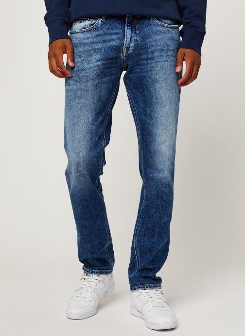 Vêtements Levi's NEW ORIGINAL CREW Bleu vue détail/paire