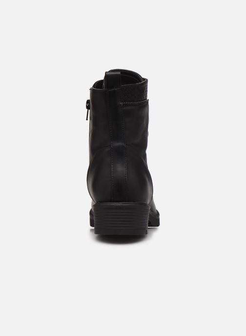 Botines  I Love Shoes FIMODE Size + Negro vista lateral derecha