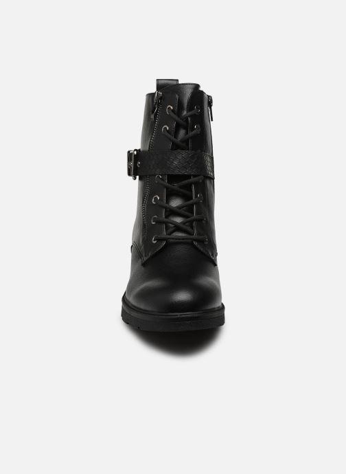 Stivaletti e tronchetti I Love Shoes FOSEO Size + Nero modello indossato