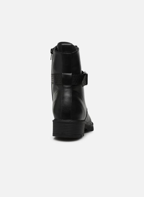 Stivaletti e tronchetti I Love Shoes FOSEO Size + Nero immagine destra