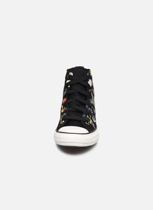 Sneakers Converse Chuck Taylor All Star Camp Converse Hi Zwart model