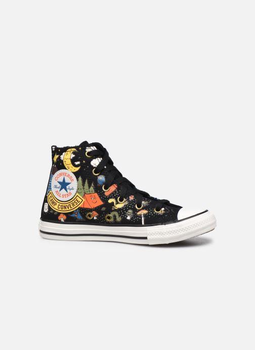Sneakers Converse Chuck Taylor All Star Camp Converse Hi Zwart achterkant
