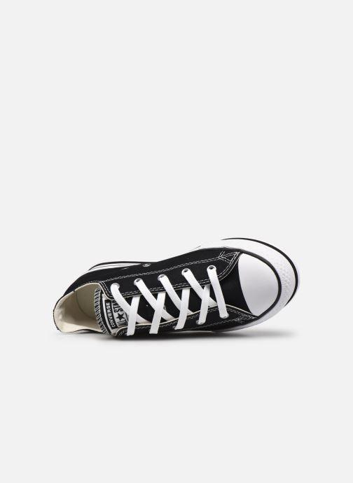 Sneakers Converse Chuck Taylor All Star Platform EVA Everyday Ease Ox Nero immagine sinistra