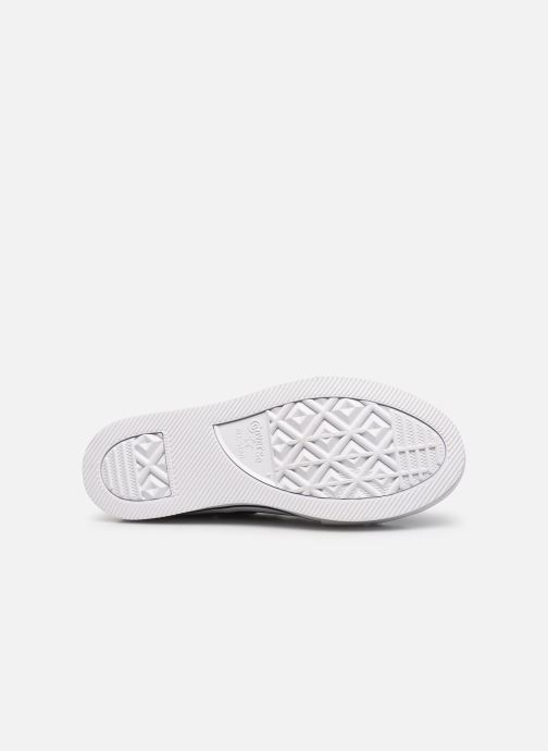 Sneakers Converse Chuck Taylor All Star Platform EVA Everyday Ease Ox Nero immagine dall'alto
