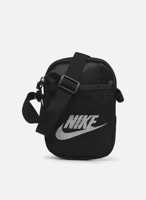 Handtaschen Nike Nk Heritage S Smit schwarz detaillierte ansicht/modell
