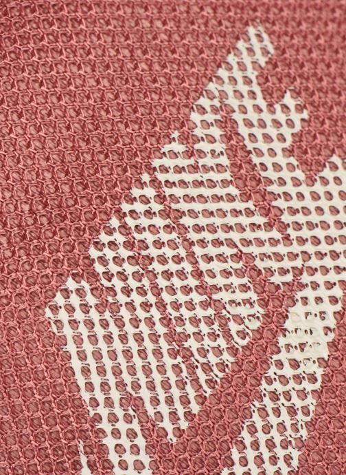 Bolsos de mano Nike Nk Heritage S Smit Rosa vista lateral izquierda