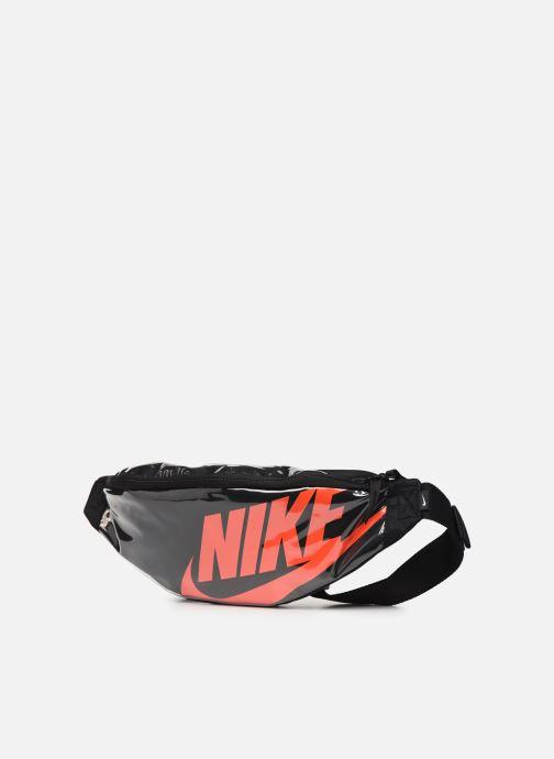 Sacs à main Nike Nk Heritage Hip Pack - Mtrl Noir vue portées chaussures