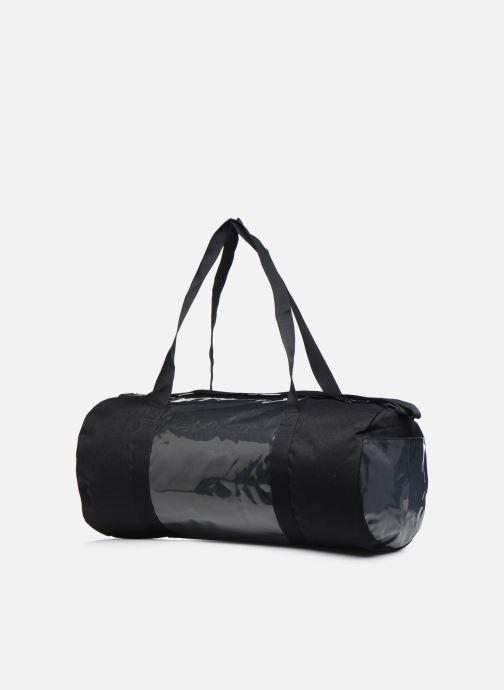 Sporttaschen Nike Nk Heritage Duffle - Mtrl schwarz ansicht von rechts